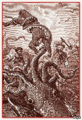 Монстры озер, Озерные монстры, динозавры