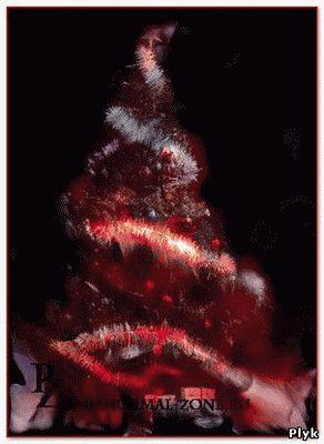 Новогодняя ель мертвеца - мистическая история
