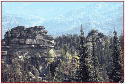 горный Кузбасс