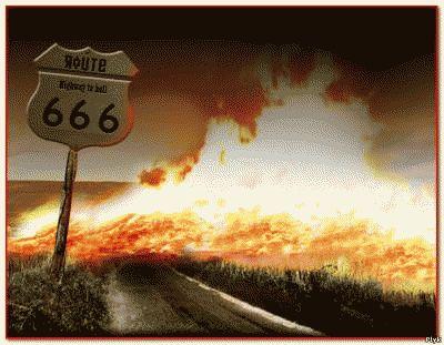 нелепая и загадочная смерть, ведущая в ад