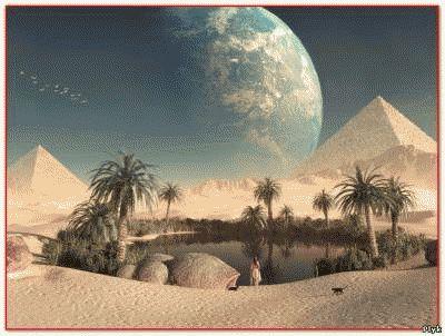 Коран рай-оазис, жизнь после смерти принесет девственниц, в аду будут мучить демоны