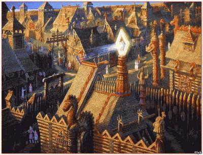 Городища и древняя Русь славян