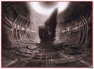 Космический корабль Чужого