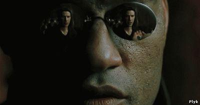 Отрожение таблетак в очках Мофеуса