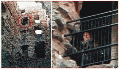 Призрак крепости Танталлон