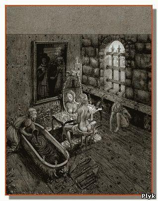 Кровавая Графиня Батори Мистические истории из жизни