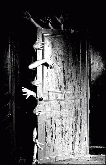 Мистические истории что таиться за дверью