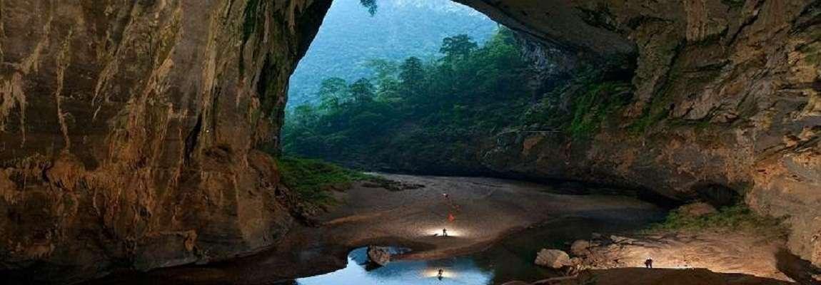 Загадки пещер