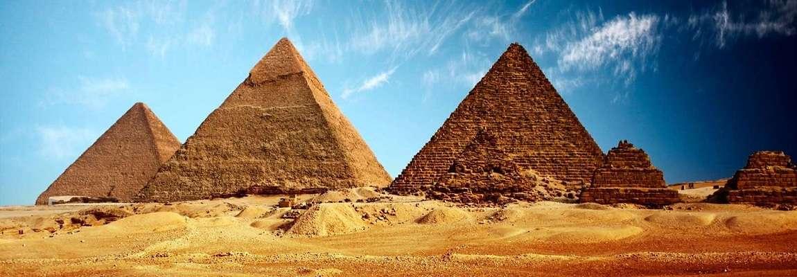 Тайны пирамид