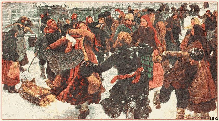 Масленица русские традиции и праздники