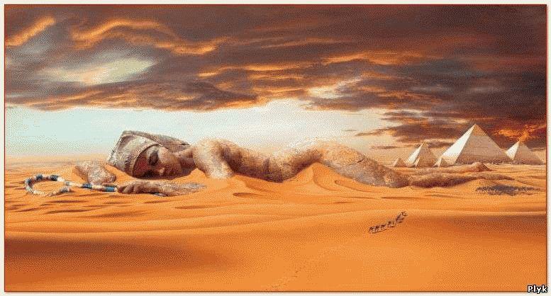 Древний Египет мог получить свои знания с планеты Фаэтон