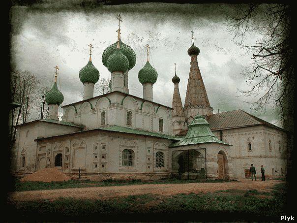 Странная история про царевича Дмитрия