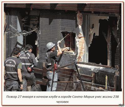 В новые мистические истории сюжетом Пункт Назначения стал пожар 27января в клубе унес жизни 238 человек