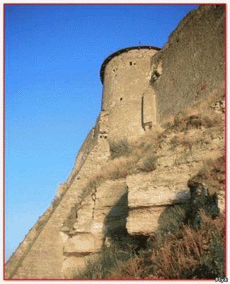 Крепость в Белгород-Днестровский и рогатые обитали ее подземелий