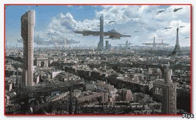Путешественник в будущее перемещается из 2100 в 2700 год что нового расскажет Ал о будущем