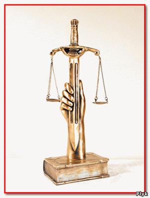 нелепая смерть от меча правосудия