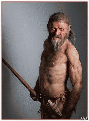 Реконструкция мумии этци мужчина 55 лет – путешественник во времени?
