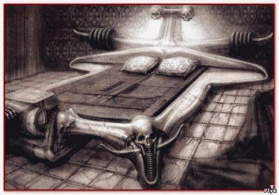 Картина из книги Некрономикон, которую можно скачать бесплатно ниже