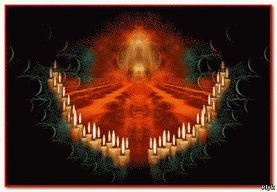 Ритуал вечной ночи обращает мага в нежить