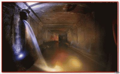 Мрачные подземелья таят немало ужасов