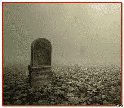 Блуждающая могила внезапно появилась на ферме