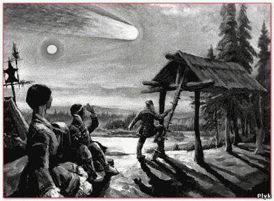 Тунгусский метеорит загадка, которая и сегодня не разгадана