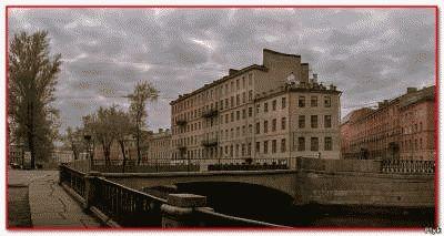 Призрак Софьи Перовской является на одном из питерских мостов