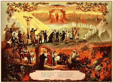 Ад и рай у народов мира. Жизнь после смерти у крестьян