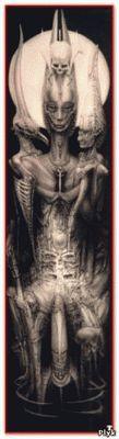 Картины Рудольф Гигер: от «Чужого» до наших дней