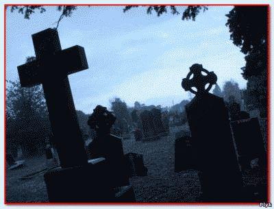 Блуждающие могилы - мистическая загадка