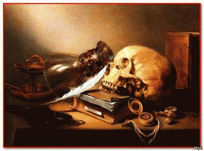 Визжащие черепа могут успокоится, если их поставить на видное место