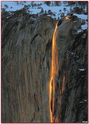 Водопад Лошадиный Хвост