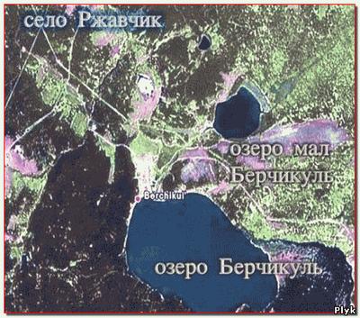 село Ржавчик в Тисульском районе Кемеровской об