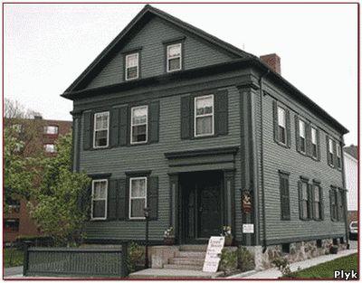 Дом Лиззи Борден
