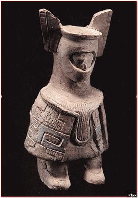 Статуэтки майя