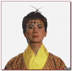 Китайская Принцесса Синь Чжуй