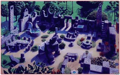Эдвард Лидскалнин и его коралловый замок