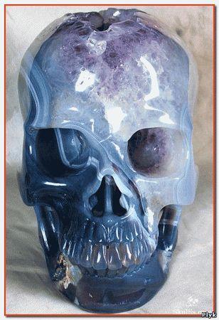 Что такое череп майя