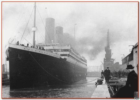Гибель Титаника. В апреле 1912 года из-за столкновения с айсбергом погиб «Титаник», самый непотопляемый лайнер . НЛО имеет к этому причастие