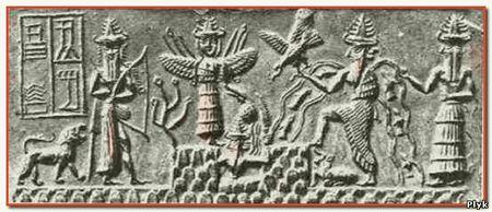 Захария Ситчин уверен что людей создали пришельцы ануннаки с Нибиру, так гласят шумерские таблички
