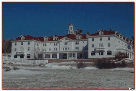 Отель Стенлей это гостиница где обитают призраки и приведения. Стивен Кинг написал о нем книгу