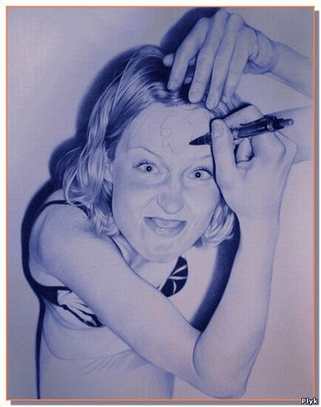 Удивительные рисунки шариковой ручкой художника Juan Francisco Casas заставляют усомниться в том, что это рисунок. Такое искусство называется гиперреализм.