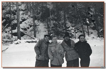 Гибель группы Дятлова, до сих порне разгадана. Гора гора Холатчахль надежно хранит тайну