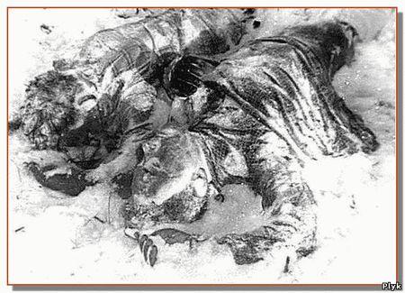 Загадка группы Дятлова - разгадка рядом