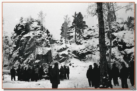Знаменитый Перевал Дятлова гдепогибли туристы при загадочных обстоятельствах