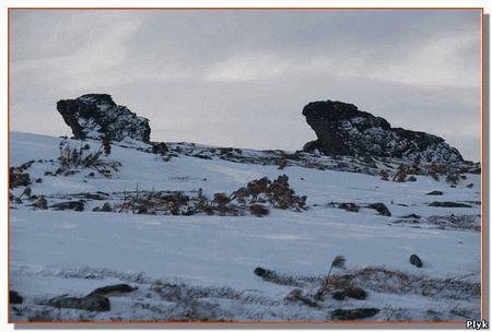 Гора Мертвецов - Холат-Сяхыл –перевал Дятлова