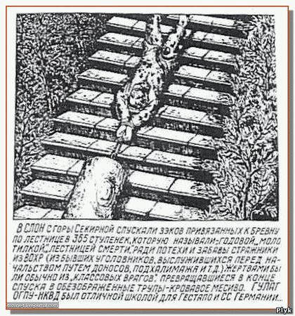 рисунками бывшего надзирателя ГУЛага Данцига Балдаева