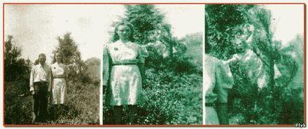 Призрак на фото из Англии, фото призрака удалось сделать молодому англичанину