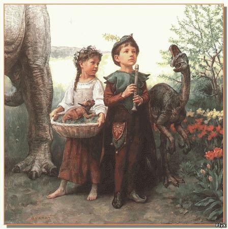 В статье «Гибель динозавров - это тайна» описанновый научный взгляд на гибель динозавров. Как погибли динозавры? Что убило их?Почему динозавры исчезли? Что способствовало их гибели?