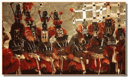 Племядогонов наверное, самое знаменитое племя нашей планеты. Мифы племени догонов – единственныйфакт, который можно интерпретировать как послание от жителей другой звезды.Догоны